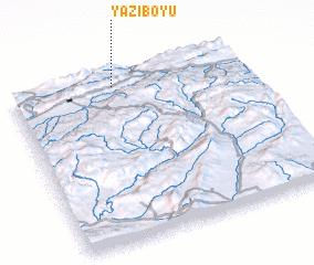 3d view of Yazıboyu