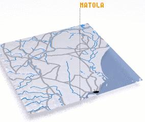 Matola Mozambique map nonanet