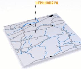 3d view of Verkhovaya