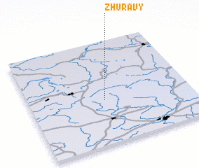 3d view of Zhuravy