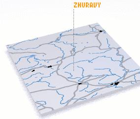 3d view of Zhuravy