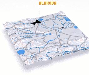 3d view of Alakova