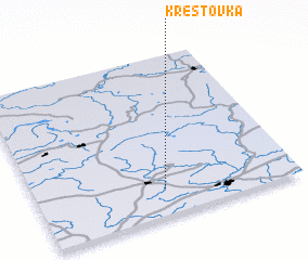 3d view of Krestovka