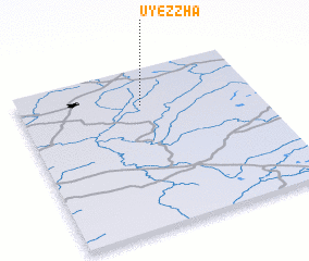 3d view of Uyezzha