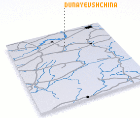 3d view of Dunayevshchina