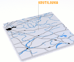 3d view of Krutilovka