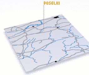 3d view of Posëlki
