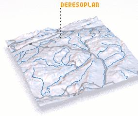 3d view of Deresoplan