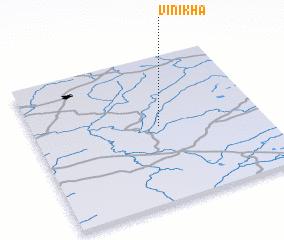 3d view of Vinikha