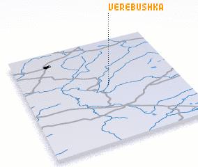 3d view of Verëbushka