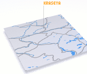 3d view of Kraseya
