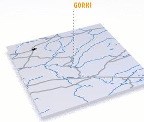 3d view of Gorki