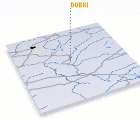 3d view of Dubki