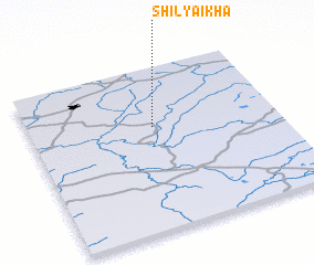 3d view of Shilyaikha
