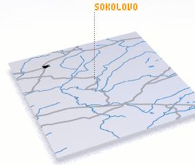 3d view of Sokolovo