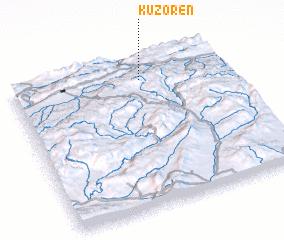 3d view of Kuzören