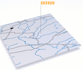 3d view of Gusevo