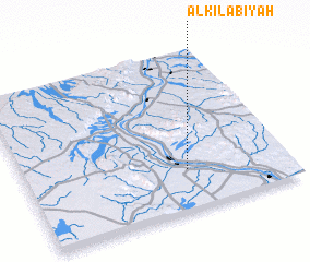 3d view of Al Kilābīyah