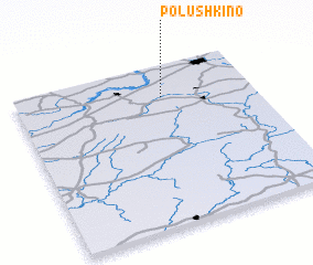 3d view of Polushkino