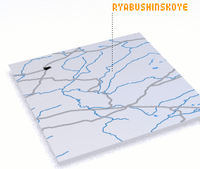 3d view of Ryabushinskoye