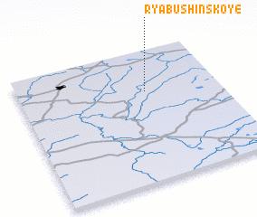 3d view of Ryabushinskoye