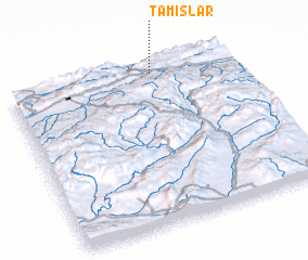 3d view of Tamışlar