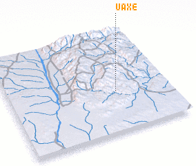 3d view of Uaxe