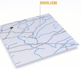 3d view of Nikulishi