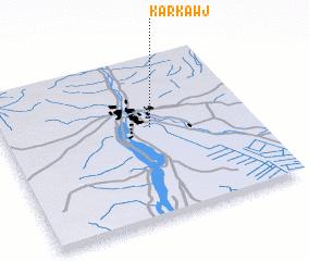 3d view of Karkawj