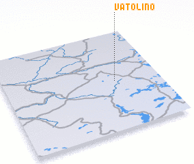 3d view of Vatolino