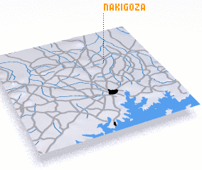 3d view of Nakigoza