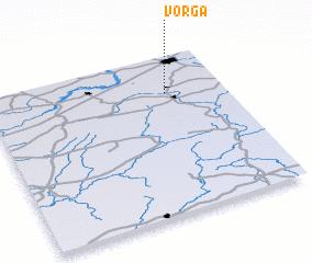 3d view of Vorga