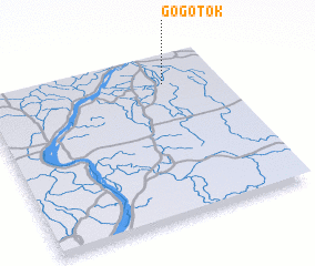 3d view of Gogotok