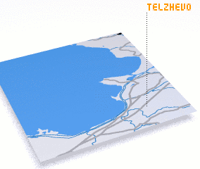 3d view of Telzhevo