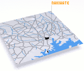 3d view of Nakiwate