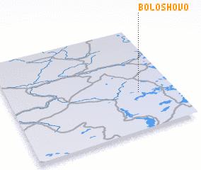 3d view of Boloshovo