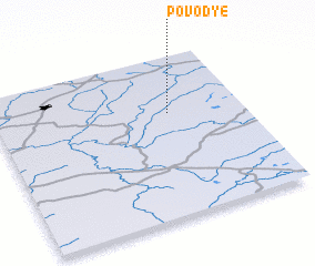 3d view of Povod\