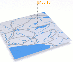 3d view of Vallitu