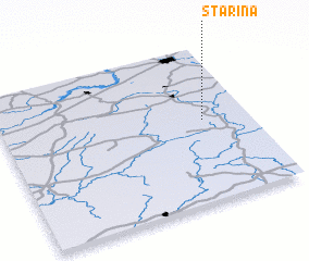 3d view of Starina