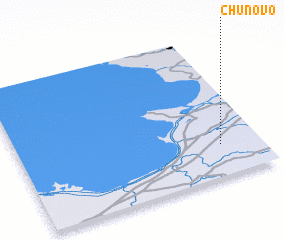 3d view of Chunovo