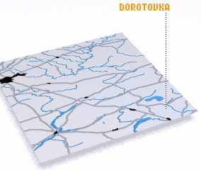 3d view of Dorotovka