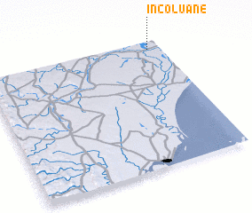 3d view of Incoluane