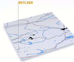 3d view of Buylovo