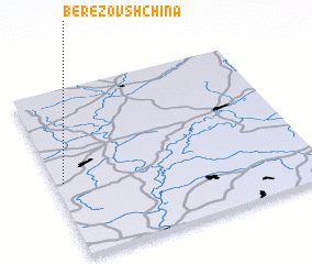 3d view of Berezovshchina