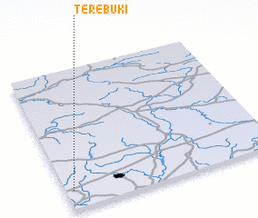 3d view of Terebuki