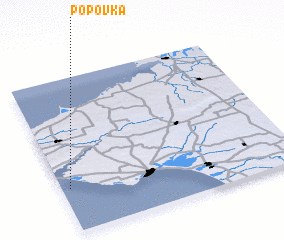3d view of Popovka