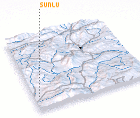 3d view of Sünlü