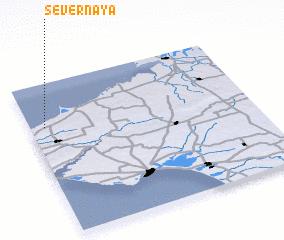 3d view of Severnaya
