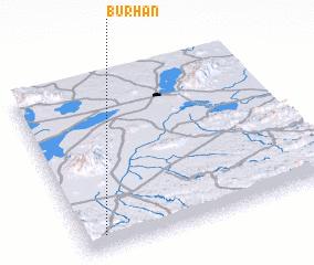 3d view of Burhan