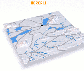 3d view of Morcalı